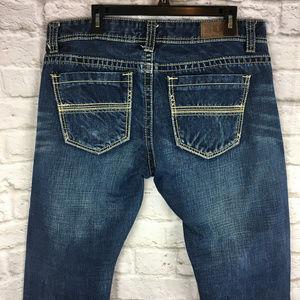 Cowboy Up Jeans - Cowboy Up Mens jeans size 38x33 sand blast